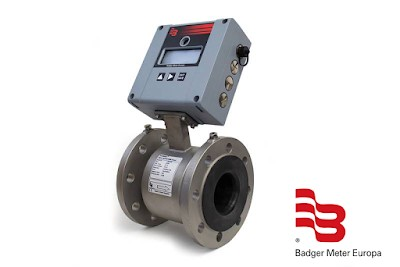 Badger Meter M5000 Battery Powered