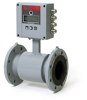 MID6 Battery Electromagnetic Flow Meter:: DN15